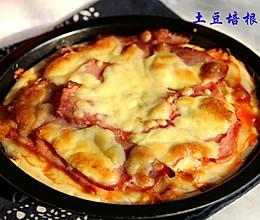 土豆培根披萨的做法