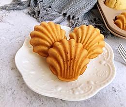香蕉贝壳小蛋糕的做法