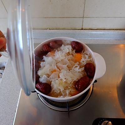 红枣莲子汤(婆媳汤2)的做法 步骤6