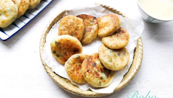 猪肉小葱馅饼#馅儿料美食,哪种最好吃#