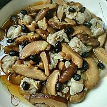 豆鼓香菇蒸排骨