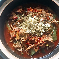 减肥?不存在的,只有这锅热腾腾的水煮牛肉才是真爱的做法图解18
