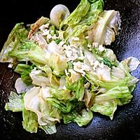 蚝油手撕西生菜的做法图解9
