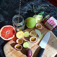 百香果西柚蜜的做法图解1