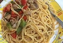 经典番茄肉末意大利面的做法