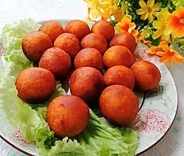 #入秋滋补正当时#炸红薯丸子的做法