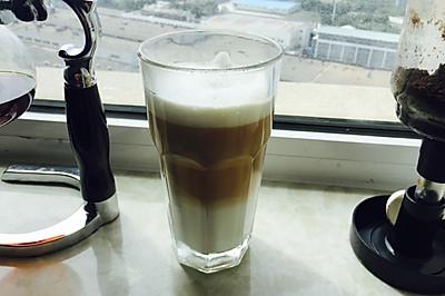 拿铁咖啡(冰)