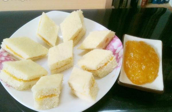 金橘果酱夹心蛋糕