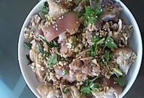 沙姜猪手的做法