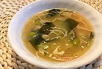 味噌汤的做法