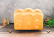 一次性发酵吐司(水合法)的做法