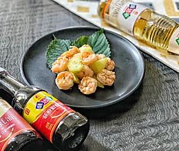 让你越吃越瘦的美味减脂餐:虾肉拌黄瓜的做法