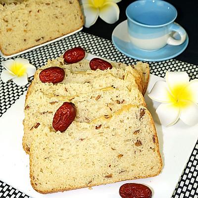 #东菱魔法云面包机之红枣低糖面包