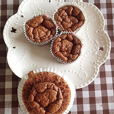 杜坎减肥解馋篇——可可麦麸海绵小蛋糕