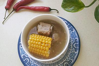 玉米排骨冬瓜汤