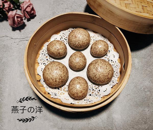 【全麦馒头】混在大号鹌鹑蛋里的石头的做法