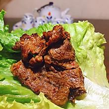 #夏日撩人滋味#平底锅韩式烤牛肉