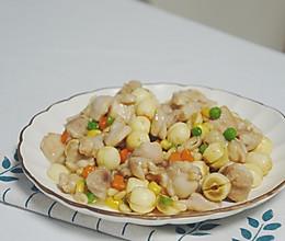 #以美食的名义说爱她#松子鸡丁,夏日炎炎的清爽菜肴的做法