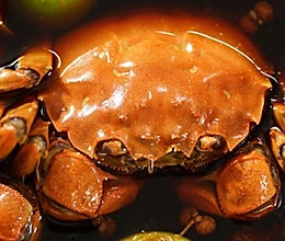 【腌醉蟹】10月必吃第一物,提前安排不错过!的做法