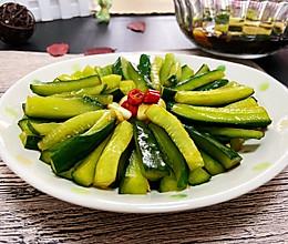 脆黄瓜(腌制)的做法