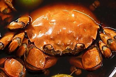 【腌醉蟹】10月必吃第一物,提前安排不错过!