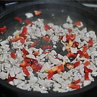 肉末浇油菜#樱花味道#的做法图解3
