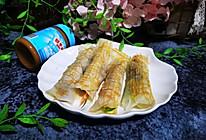 春卷饼#夏日开胃餐#的做法