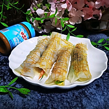 春卷饼#夏日开胃餐#