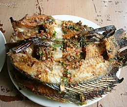香茅草烤鱼的做法