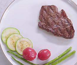 嫩烤澳洲儿童牛排的做法