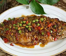 红烧臭鳜鱼的做法