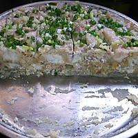 咸肉虾米芋头糕的做法图解9