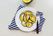#我们约饭吧#烤南瓜的做法