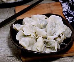 小白菜鸡蛋饺子的做法