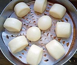 奶油奶酪馒头的做法