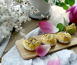 自制鲜花饼…荷花酥的做法