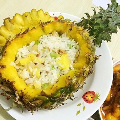 原只菠萝炒饭
