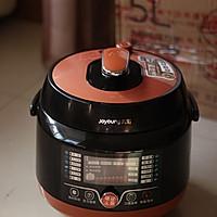 红烧猪蹄~九阳电压力煲试用的做法图解1