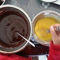 巧克力裂纹曲奇 的做法图解2
