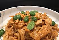 烤番茄酱 鸡肉意面pasta 适合中国胃的你的做法