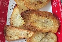 烤薯片的做法