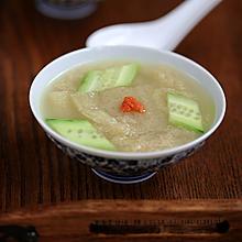 竹荪青瓜汤