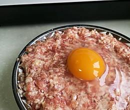 肉沫蒸蛋的做法