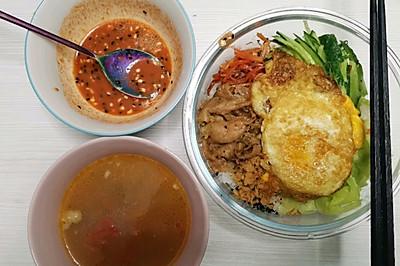 韩式肥牛拌饭(1.5人份)