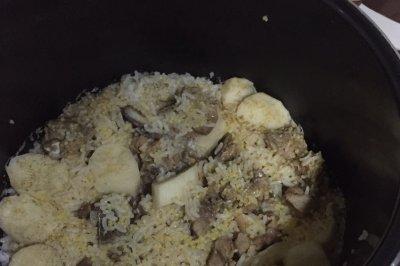 淮山排骨饭