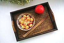 #夏日开胃餐#茄汁鹌鹑蛋的做法