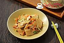 素炒千叶豆腐的做法