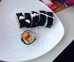 杂粮寿司的做法