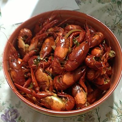 上海寿宁路风味小龙虾