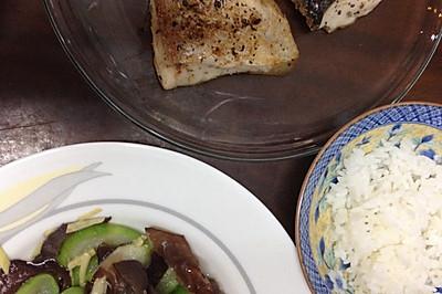 低碘飲食:誒?怎麼有魚^_^